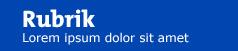 Webbplatsinställning 4: Vit text på mörkblå bakgrund